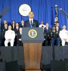 President Obama on hiring veterans