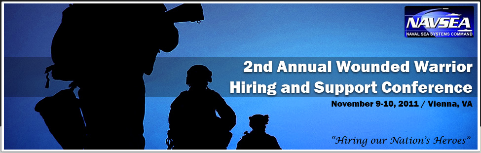 2nd Annual Wounded Warrior Hiring and Support Conference