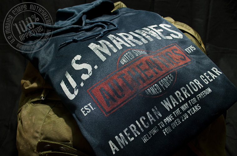 Authentic Marine Corps Wear