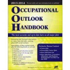 Occupational Outlook Handbook 2013–2014