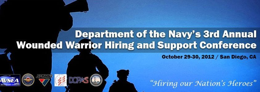 3rd Annual Wounded Warrior Hiring and Support Conference