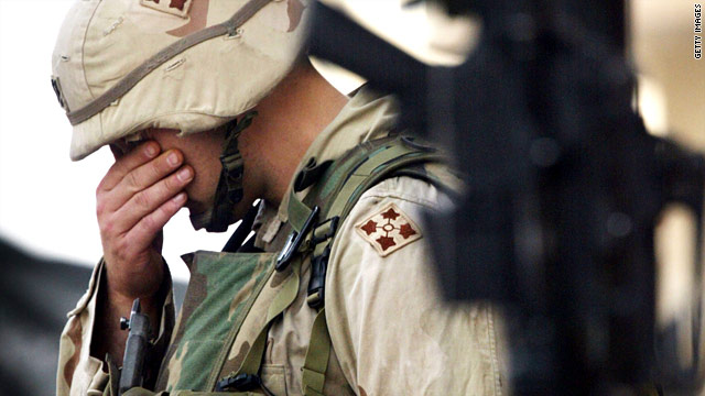 Post-traumatic stress disorder and veterans