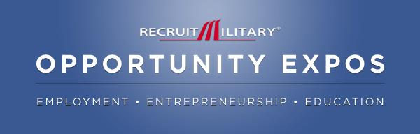 RecruitMilitary Opportunity Expo