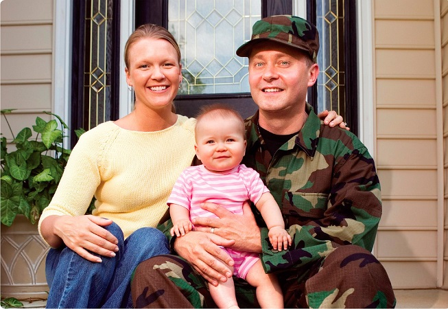 The Military Family Home Protection Act