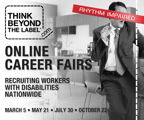 Think Beyond the Label Online Career Fair