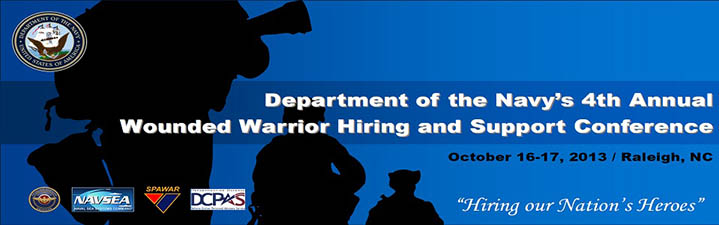 4th Annual Wounded Warrior Hiring and Support Conference