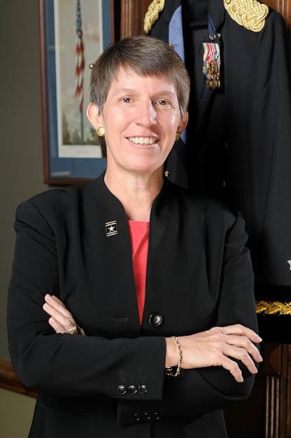 Brig. Gen. Becky Halstead
