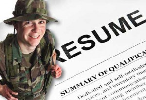Resume for Veterans