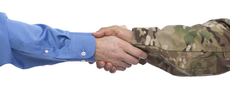 Veteran partnerships