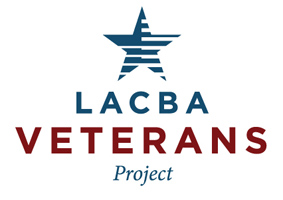 Los Angeles County Bar Association (LACBA) Veterans Project