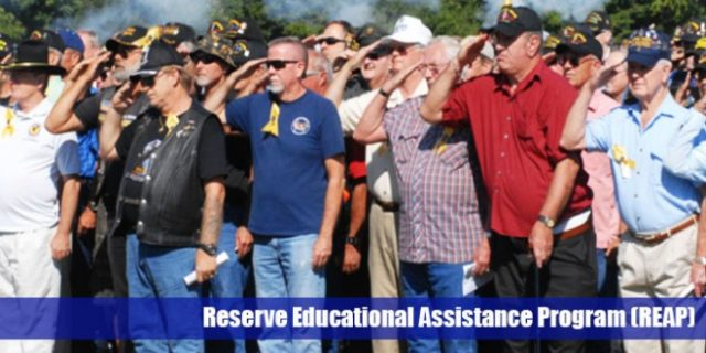 Reserve Educational Assistance Program (REAP)