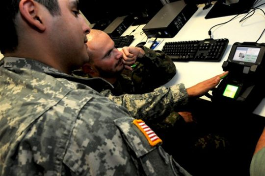 Veterans in the Tech Sector