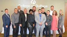 College of DuPage Veteran Graduates