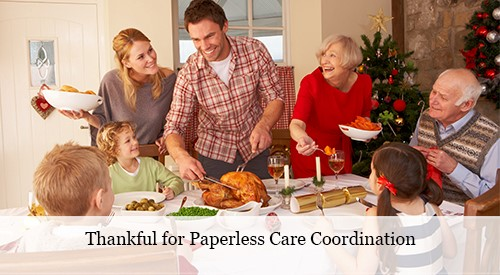 Paperless Care Coordination